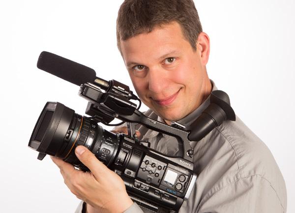 Kameramann Oliver Gilch