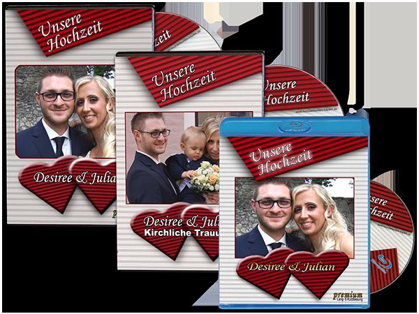 Hochzeitsvideo - All inclusive