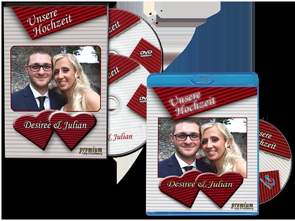 Hochzeitsvideo - Premiumpaket