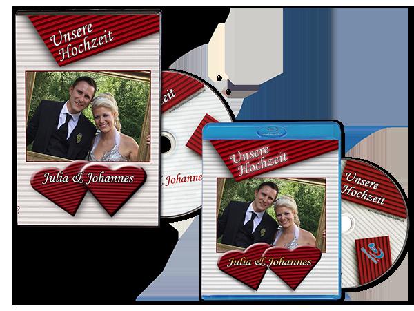 Hochzeitsvideo - Standardpaket